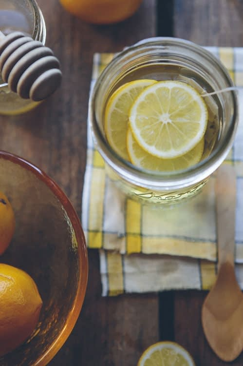 Domowy napój izotoniczny 3 przepisy