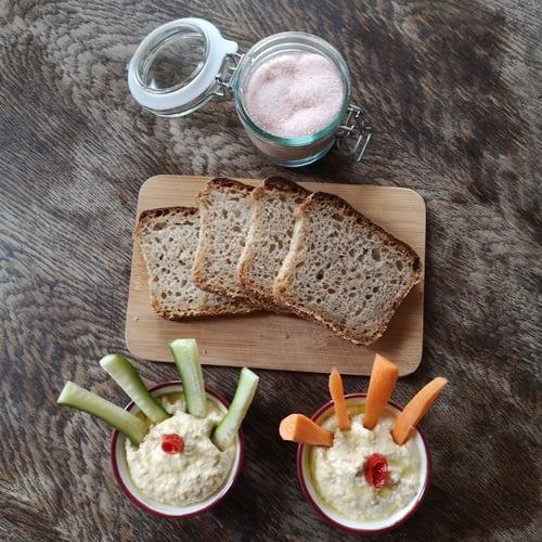 Hummus z pieprzem cayenne przepis light-life.pl